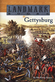 Landmark Books: Gettysburg    -     By: MacKinlay Kantor