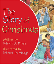 The Story of Christmas - Slightly Imperfect  -     By: Patricia A. Pingry