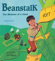 Beanstalk: The Measure of a Giant   -              By: Ann McCallum