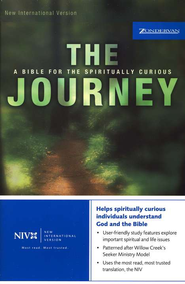 The NIV Journey Bible, softcover 1984  -