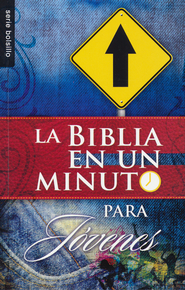La Biblia en un Minuto para Jovenes  (One-Minute Pocket Bible for Teenagers)  -              By: Mike Murdock