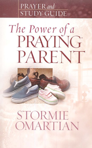 The Power of a Praying Parent Prayer and Study Guide  - Slightly Imperfect  -