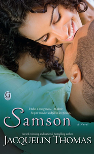 Samson - eBook  -     By: Jacquelin Thomas