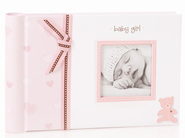 Baby Brag Book, Pink   -