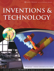 God's Design for the Physical World: Inventions & Technology  -     By: Richard Lawrence, Debbie Lawrence