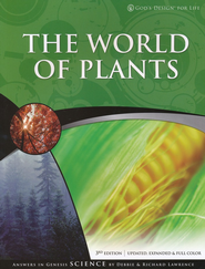 God's Design for Life: The World of Plants   -     By: Richard Lawrence, Debbie Lawrence