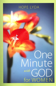 One Minute with God for Women   -     By: Hope Lyda