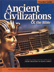 Ancient Civilizations & the Bible: Teacher Guide  -     Edited By: Gary Vaterlaus     By: Diana Waring