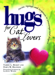 Hugs for Cat Lovers - eBook  -     By: Karen Moore
