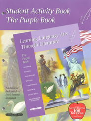 Learning Language Arts Through Literature Student Activity Book: The Purple Book (Grade 5)  -              By: Susan S. Simpson, Debbie Strayer
