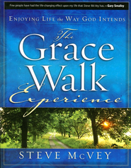 The Grace Walk Experience: Enjoying Life the Way God Intends Workbook  -     By: Steve McVey