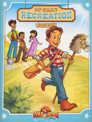 Gold Rush VBS Rip-Roarin' Recreation Guide    -