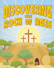 Gold Rush VBS Discovering the Rock of Ages Booklets (Pack of 10)  -