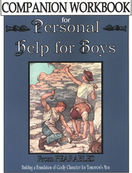 Personal Help for Boys Workbook   -