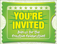 IncrediWorld Amazement Park VBS Closing Program Invitation Postcards (Pack of 40)  -