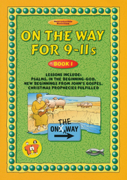 On The Way for 9-11s, Book 1   -     Edited By: David Jackman     By: TNT Ministries