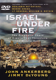 Israel Under Fire DVD  -     By: John Ankerberg, Jimmy DeYoung, Dillon Burroughs