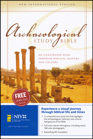 NIV Archaeological Study Bible, Hardcover  1984  -              Edited By: Walter C. Kaiser Jr., Duane Garett