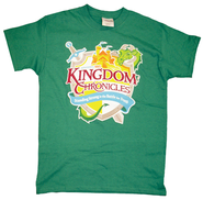 Kingdom Chronicles T-shirt Y-M  -