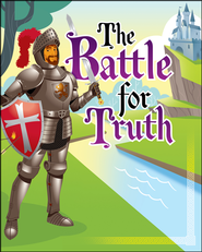 Kingdom Chronicles Battle for Truth booklet KJV (pair of 10)  -              By: Buffy Silverman
