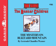 The Boxcar Children:  The Mystery of Blizzard Mountain - Audiobook on CD  -     Narrated By: Aimee Lilly     By: Gertrude Chandler Warner