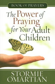 The Power of Praying for Your Adult Children Book of Prayers - Slightly Imperfect  -