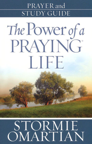 Power of a Praying &#174 Life Prayer and Study Guide - Slightly Imperfect  -     By: Stormie Omartian