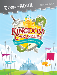 Kingdom Chronicles Teen/Adult Guide  -