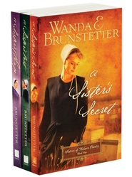 Sisters of Holmes County Series, Vols 1-3   -              By: Wanda E. Brunstetter