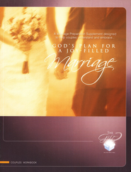 God's Plan for a Joy-Filled Marriage Couple's Workbook    -     By: Christopher West