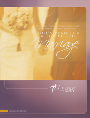 God's Plan for a Joy-Filled Marriage Instructor's Edition  -     By: Christopher West