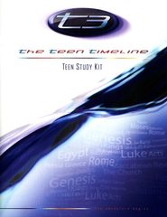 T3: The Teen Timeline Study Kit,  The Great Adventure Series   -     By: Mark Hart