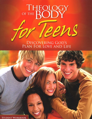 Theology of the Body For Teens Student Workbook  -              By: Brian Butler, Jason Evert, Crystalina Evert