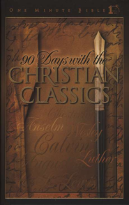 90 Days with the Christian Classics   -