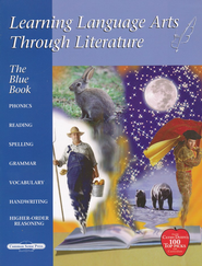 Learning Language Arts Through Literature, Grade 1, Teacher, Blue   -              By: Susan S. Simpson, Debbie Strayer