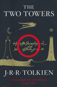 #2: The Two Towers  -              By: J.R.R. Tolkien