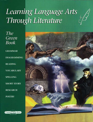 Learning Language Arts Through Literature, Grade 7, Teacher Green   -     By: Susan S. Simpson, Diane Welch