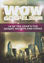 WOW Gospel 2008 DVD  -