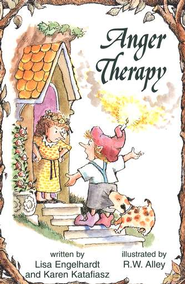 Anger Therapy, Elf Help Book   -              By: Lisa Engelhardt, Karen Katafiasz