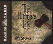The Ultimate Life - audiobook on CD   -              By: Jim Stovall