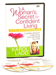 A Woman's Secret for Confident Living DVD Experience  -     By: Karol Ladd