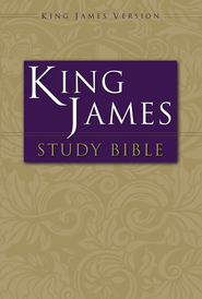 KJV Zondervan Study Bible Personal Size, Softcover   -