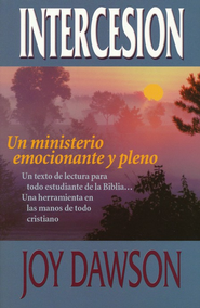 Intercesión  (Intercession)  -     By: Joy Dawson