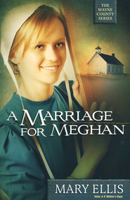 A Marriage for Meghan, Wayne County Series #2   -     By: Mary Ellis