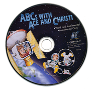 ABCs with Ace and Christi Songs CD   -