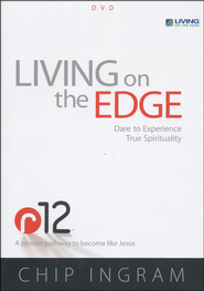 Living on the Edge, 3 DVDs   -              By: Chip Ingram