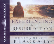 Experiencing the Resurrection Audiobook on CD    -     By: Henry T. Blackaby, Melvin Blackaby