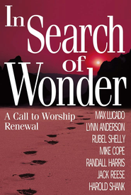 In Search of Wonder: A call to worship renewal - eBook  -     By: Lynn Anderson