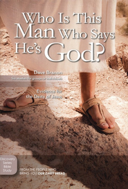 Who Is This Man Who Says He's God   -     By: Dave Branon