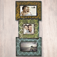 Blessing Metal Photo Frame  -
